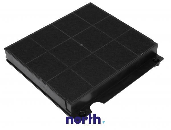 Filtr węglowy aktywny w obudowie do okapu T15,2