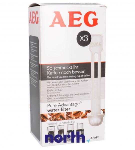 Filtr wody APAF3 do ekspresu do kawy 9001672881 3szt.,0