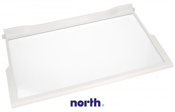 Szyba | Półka szklana kompletna do lodówki 481010643010,0