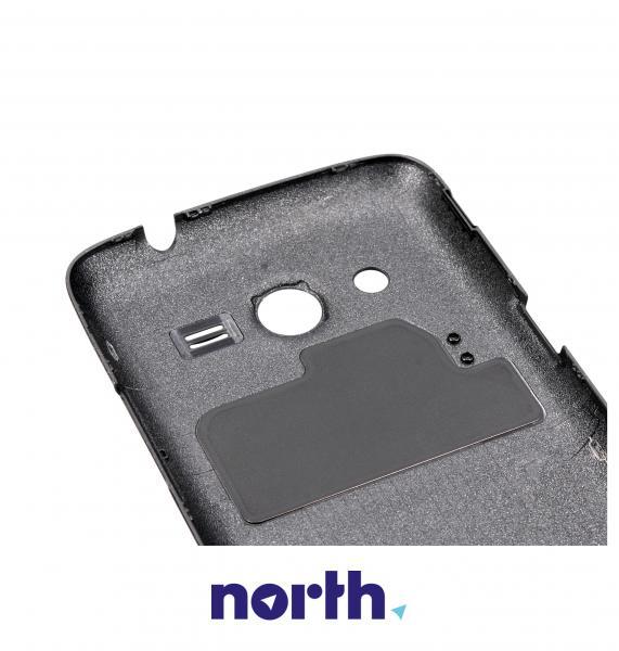 Klapka baterii do smartfona Samsung Galaxy Core LTE GH9830927B (czarna),1
