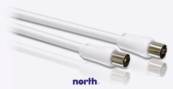 Kabel antenowy 1.5m (wtyk/gniazdo),2