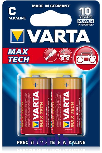 R14   LR14   MN1400 Bateria C alkaliczna 1.5V Varta (2szt.),0