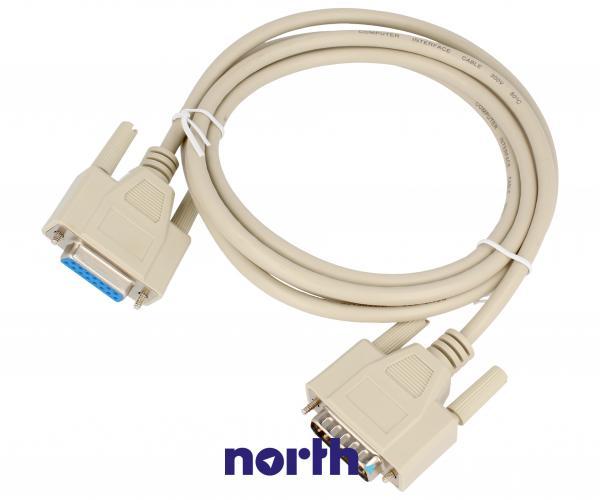 Kabel DA-15 GamePort - DA-15 (gniazdo/ GamePort wtyk),0