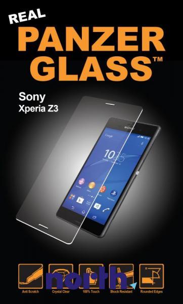 Szkło hartowane wyświetlacza do smartfona Sony Xperia Z3 PanzerGlass (przezroczyste) 1108,0