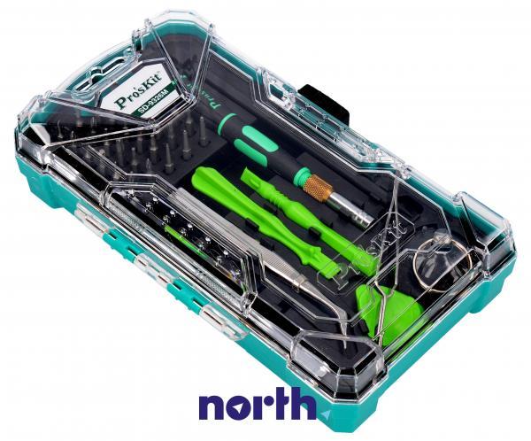 Zestaw narzędzi do smartfonów, tabletów gier video, notebooków SD9326M Proskit,0
