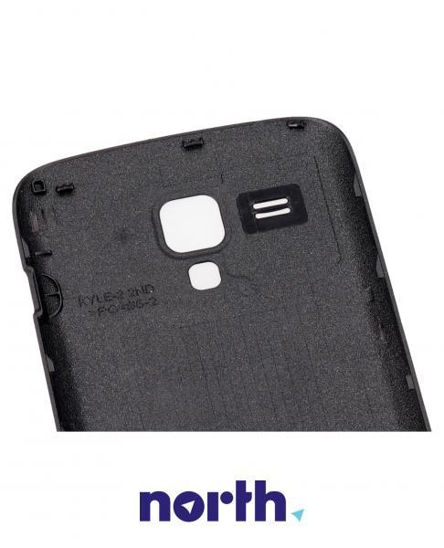 Klapka baterii do smartfona Samsung Galaxy Trend Plus GH9830767B (czarna),2