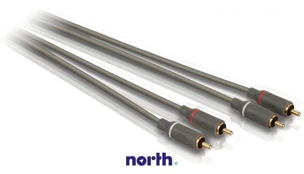 Kabel CINCH 3m (wtyk x2/ wtyk x2) SWA4523S10,2