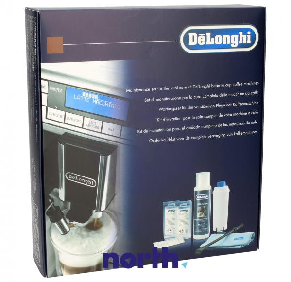 Zestaw do czyszczenia SER3012 do ekspresu do kawy DeLonghi 5513292831,0