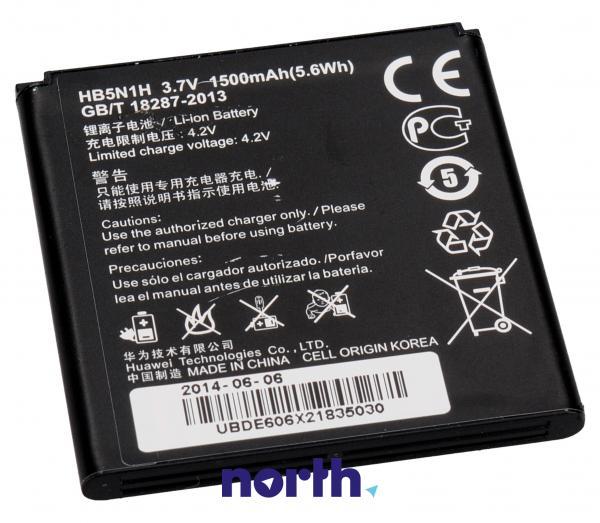 Akumulator | Bateria Ascend G330/Y330 3.7V 1500mAh do smartfona HB5N1H,1
