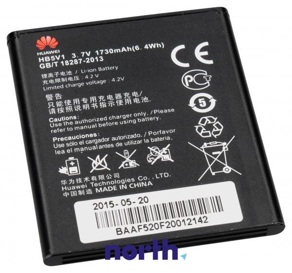 Akumulator | Bateria Ascend Y300 3.7V 1730mAh do smartfona HB5V1,1