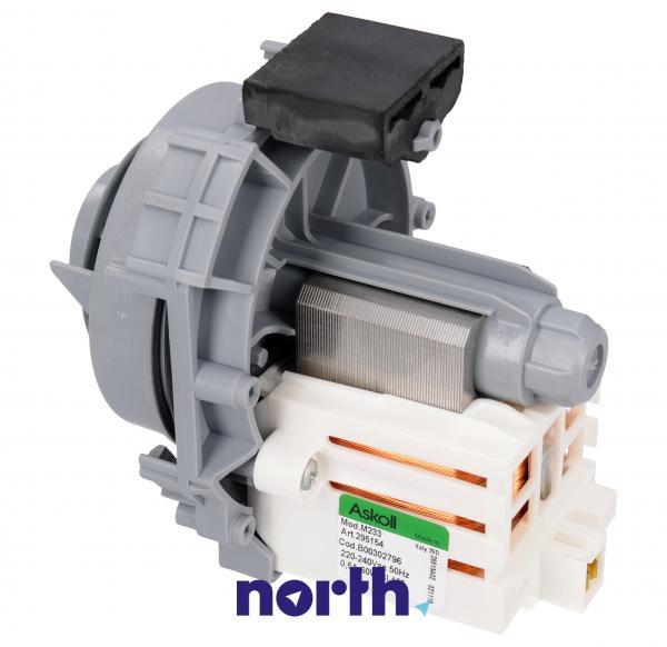 Pompa myjąca (obiegowa) z turbiną do zmywarki 482000032242,1