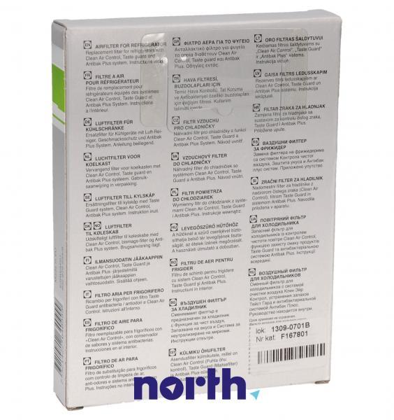 Filtr powietrza E3RWAF01 do lodówki Electrolux 9029792349,1