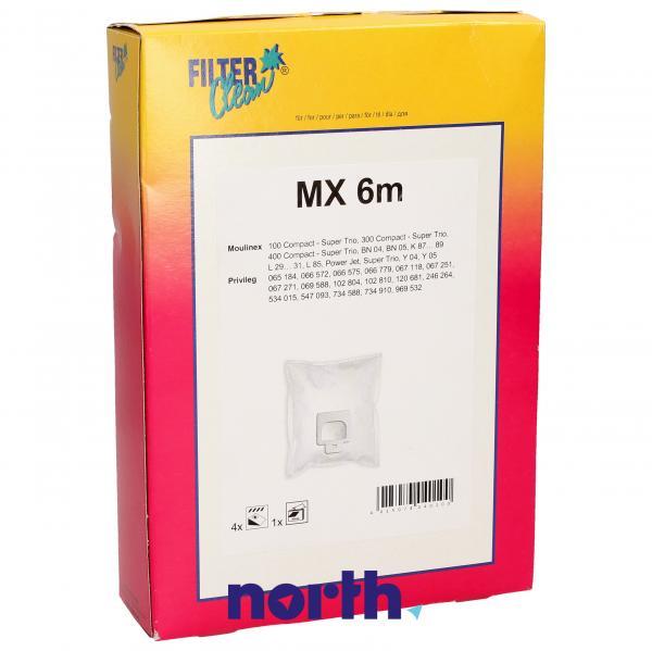Worek tekstylny do odkurzacza (+jednorazowy) FL02319K,0