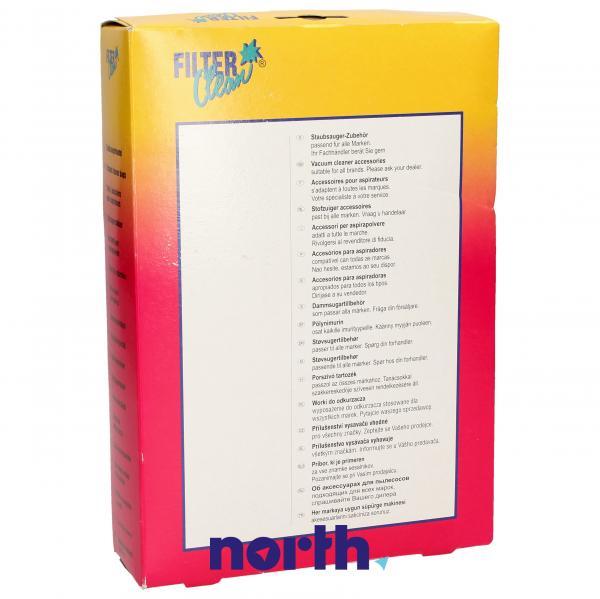 Worek tekstylny do odkurzacza (+jednorazowy) FL02319K,1