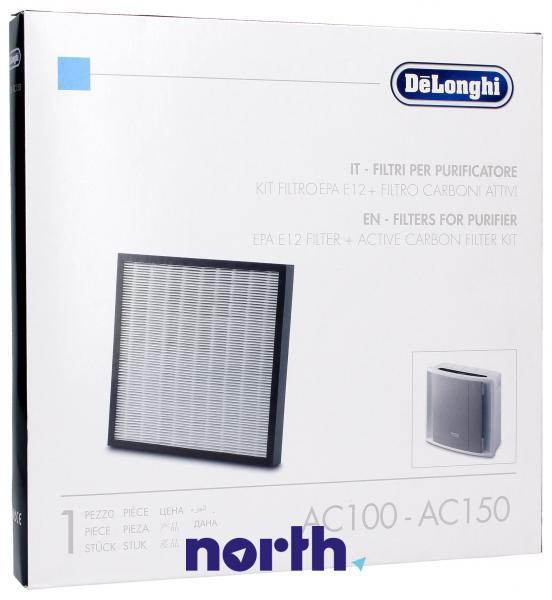 Filtr HEPA / węglowy AC100 zintegrowany do oczyszczacza powietrza 5513710011,0