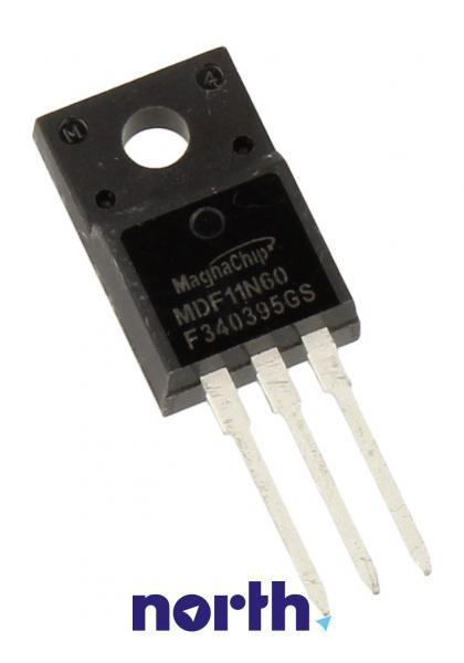 MDF11N60TH Tranzystor (N-Channel) 600V 11A,0