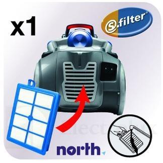 Filtr do odkurzacza 9001670935,1