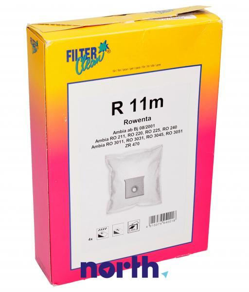 Worek tekstylny do odkurzacza (+jednorazowy) FL0051K,0
