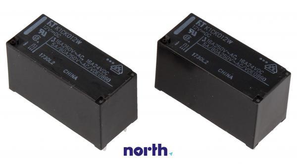 Przekaźnik 12VDC16A250VAC,0