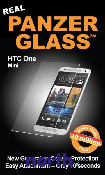 Szkło hartowane wyświetlacza do smartfona HTC One Mini PanzerGlass 1073,0