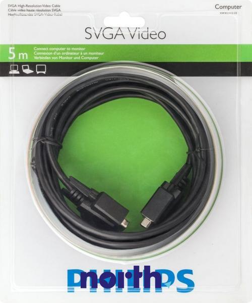 Kabel VGA (wtyk/ gniazdo) SWX211510,1