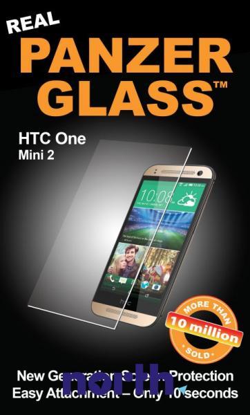 Szkło hartowane wyświetlacza do smartfona HTC One Mini 2 PanzerGlass 1074,0