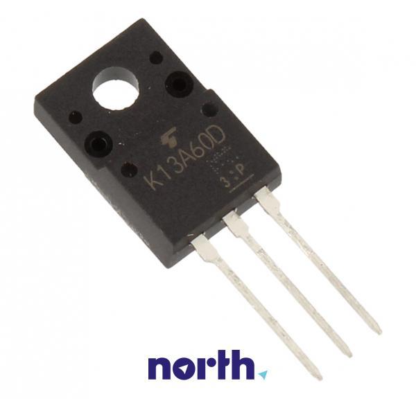 TK13A60D Tranzystor SC-67 (N-Channel) 600V 13A,0