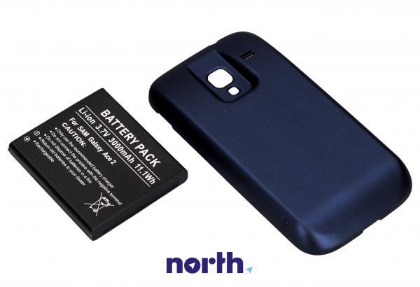 Akumulator | Bateria PDAA37262 3.7V 3000mAh + klapka do smartfona Samsung,0