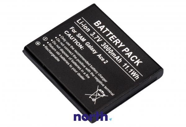Akumulator | Bateria PDAA37262 3.7V 3000mAh + klapka do smartfona Samsung,2