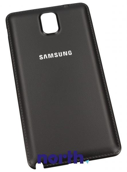 Klapka baterii do smartfona Samsung Galaxy Note 3 GH9829019A (czarna),0