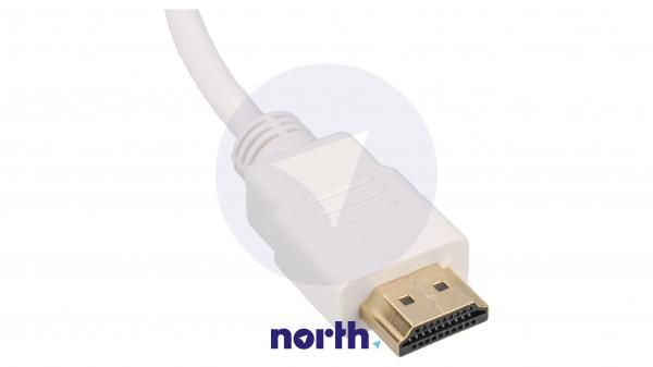 Konwerter HDMI - VGA (wtyk//JACK 3.5mm stereo gniazdo/gniazdo),3