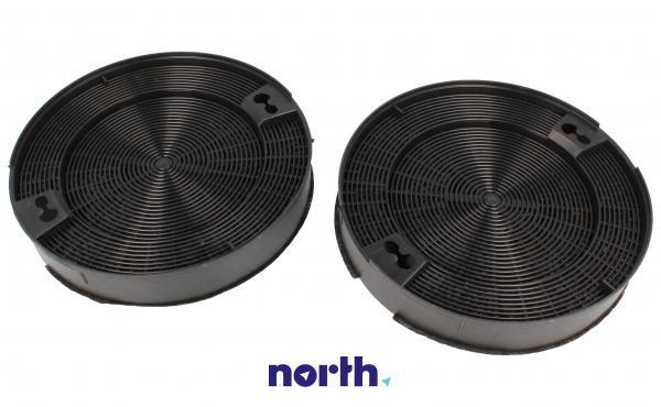 Filtr węglowy aktywny w obudowie do okapu,1
