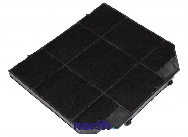 Filtr węglowy EFF72 aktywny w obudowie do okapu,1