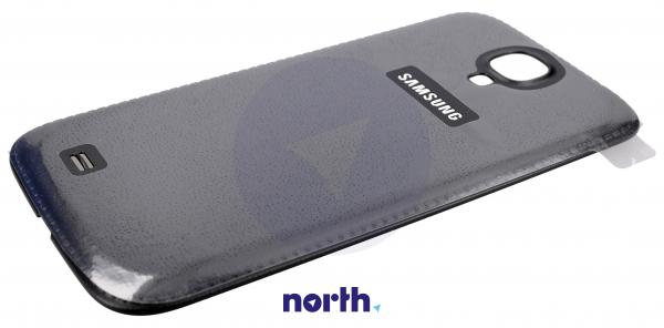 Klapka baterii BLACK EDITION do smartfona Samsung Galaxy S4 GH9826755J (czarna),0