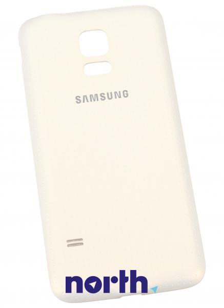 Klapka baterii do smartfona Samsung Galaxy S5 Mini GH9831984B (biała),0