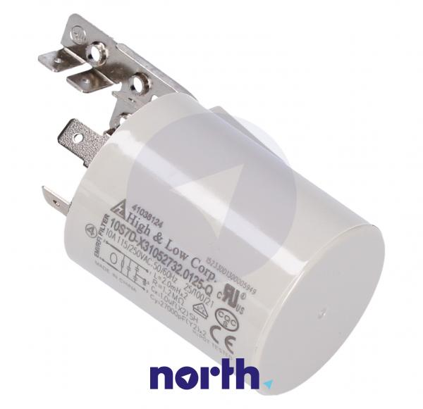 Filtr przeciwzakłóceniowy do pralki 41038124,0