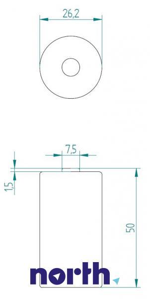 R14 | LR14 | MN1400 Bateria C cynkowo-węglowa 1.5V Philips (2szt.),1
