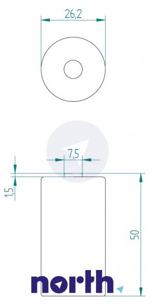 R20 | LR20 | MN1300 Bateria D cynkowo-węglowa 1.5V Philips (2szt.),1