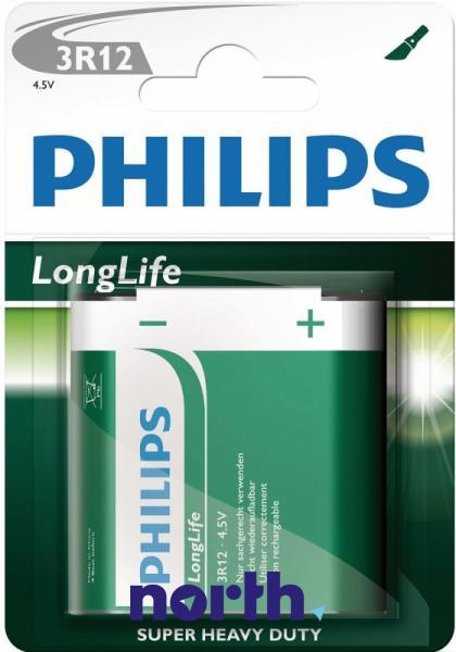 3R12 | 3LR12 | Bateria 4.5V Philips,0