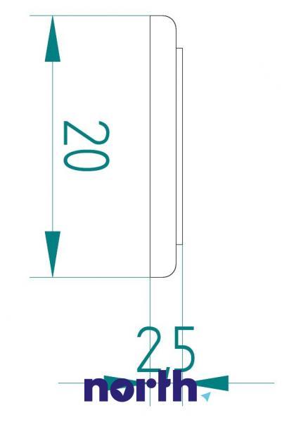 CR2025 | DL2025 | Bateria litowa 3V 150mAh Philips (2szt.),1