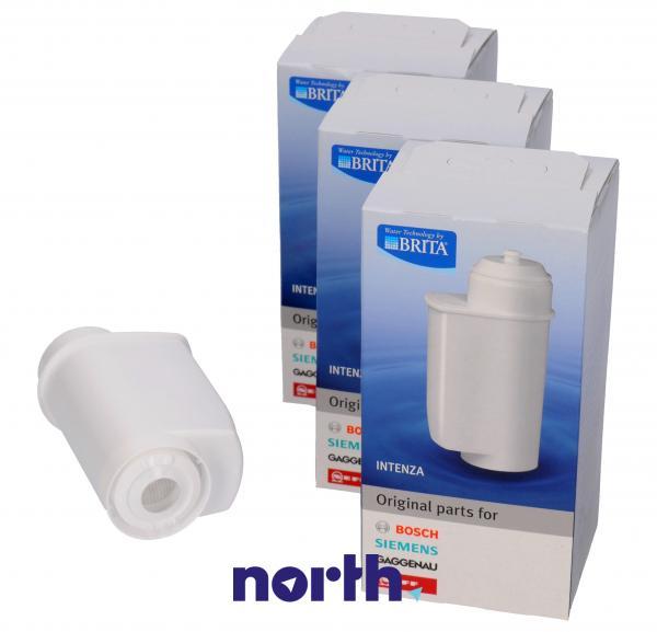 Filtr wody TZ70003 Brita Intenza do ekspresu do kawy 00576335 4szt.,0