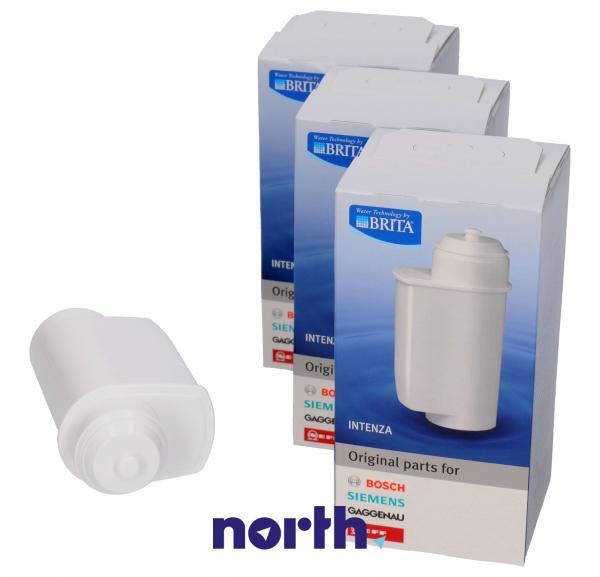 Filtr wody TZ70003 Brita Intenza do ekspresu do kawy 00576335 4szt.,1