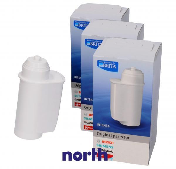 Filtr wody TZ70003 Brita Intenza do ekspresu do kawy 00576335 4szt.,2