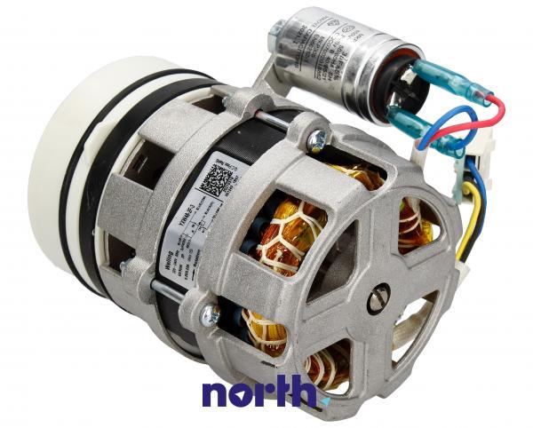 Pompa myjąca (obiegowa) z turbiną do zmywarki 453854,1