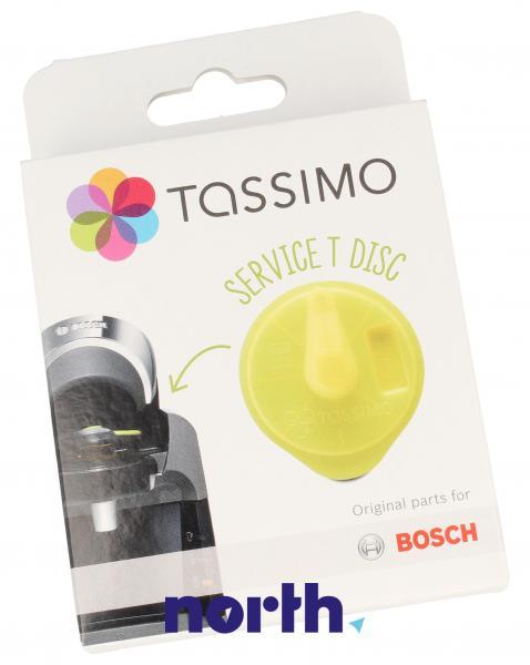 Dysk czyszczący Tassimo do ekspresu do kawy 00576836,0