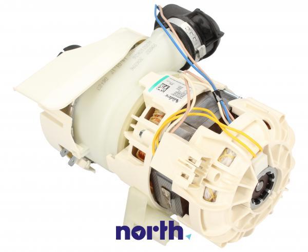 Pompa myjąca z turbiną i grzałką do zmywarki 140002106015,1
