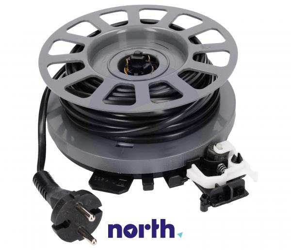 Rolka | Zwijacz kabla z wtyczką do odkurzacza 12009136,0