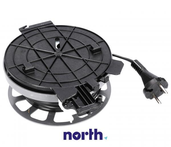 Rolka | Zwijacz kabla z wtyczką do odkurzacza 12009136,1