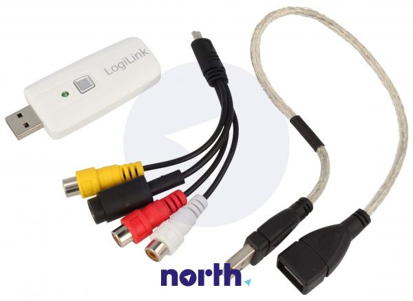 Konwerter | Przetwornik audio/wideo na USB VG0011,0