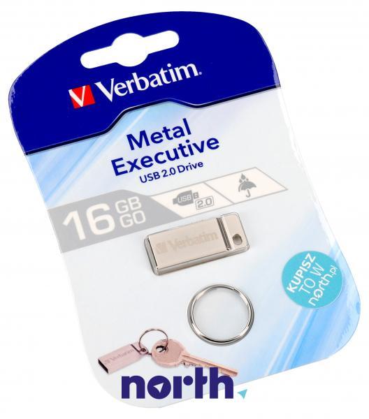 Pendrive | Pamięć USB 2.0 16GB Verbatim 98748,0